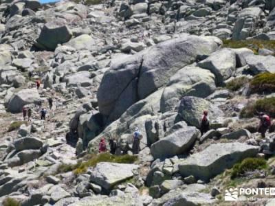 La Mira - Los Galayos (Gredos);sierra de madrid rutas grupo de montaña rutas en cercedilla